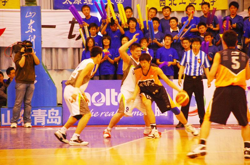 CUBA(2008年ba强赛)